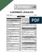 Reglamento Defenza Civil