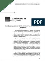 Teoria de La Subsuncion Normativa El Siogismo Juridico