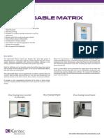 Display matrix DS52-addressable-Matrix-datasheet