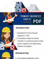 ST2 p8 Three Moment Equations