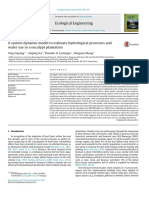 Journal-A System Dynamic Model To Estimate Hydrological Processes And Water Use In A Eucalypt Plantation.pdf