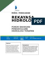 Modul Rekayasa Hidrologi [TM1].doc