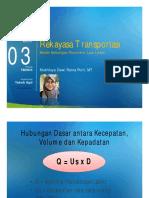 PPT Rekayasa Transportasi [TM3]