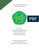 makalah IBU NIFAS dengan DM