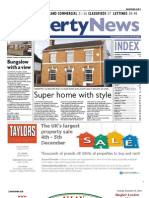 Worcester Property News 25/11/2010