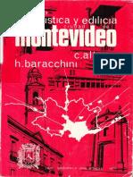 Historia urbana y edilicia de Montevideo