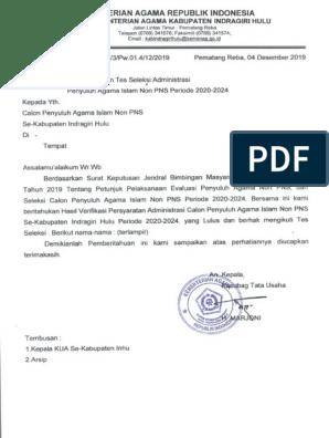 Surat Hasil Tes Administrasi Ah Compressed