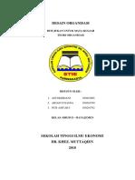 2. Desain Organisasi