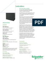 MicroNet MN 800 Series Controllers Data Sheet F-26627--7.10