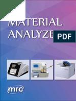 dasar analisa material