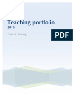 TeachingPortfolio_HimbergOct2010