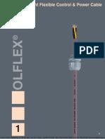 Kabel instrumen oflex