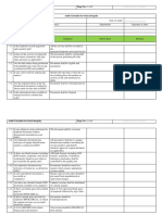 Share 'Data Integrity Audit Checklist