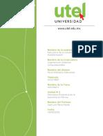 Actividad2_Estructura de La Industria de La Transformación