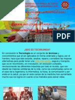 TEMA 01 DEFINICION DE TECNOLOGIA