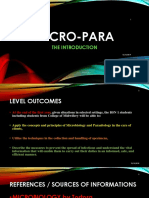 Micro Para the Introduction