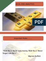Credit Risk MS