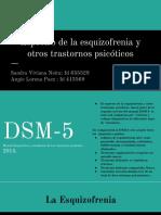 Espectro de la esquizofrenia y otros trastornos psicóticos (1)