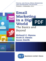 Email Marketing in a Digital World- The Basics and Beyond