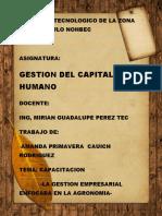 REPORTE DE CAPACITACION..docx