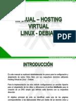 Manual Hosting Virtual Linux-Debian Lared3811