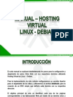 Manual Hosting Virtual Linux-Debian Lared3811