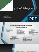 edu 220 - case study of a child age 17