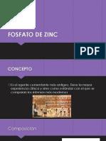 Fosfato de Zinc