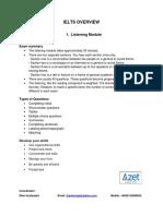IELTS Overview-AZET Language Centre-2