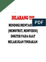 DILARANG MENDOKUMENTASIKAN GIGI.docx