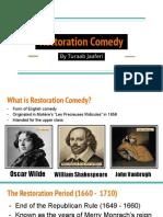 Comedy Restoration