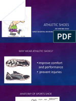 Athletic Shoes Ppt