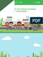 Directorio Centro de Salud, Hospitales, UNEMES, Clínicas y L.pdf