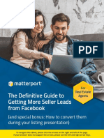 Definitive Guide to Getting More Seller Leads on Facebook