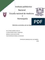 Hidrolizis de Ipidos