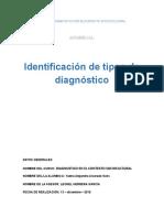 1.1.2 Definir El Diagnostico