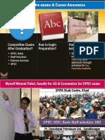 Career Awareness Seminar GMDC Jun-14-2017