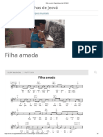 Filha amada _ Clipe Musical do JW.ORG