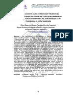 18404 ID Analisis Kesiapan Asosiasi Pengobat Tradisional Terhadap Rencana Implementasi Pe