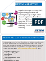 Your Key to Success of Digital Marketing