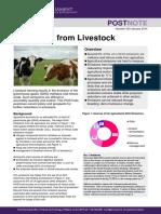 Emisions vaques livestock emissions