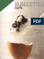 mes 100 recettes d oeufs-Jean C - Inconnu(e).pdf