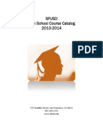 SFUSD course catalog 13-14 v2