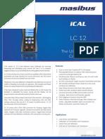 Masibus LC12 Catalog