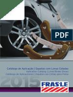 Fras-le Catalogo Aplicações Sapatas de Freios 2019