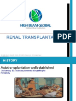 High Beam Global - Renal Transplantation