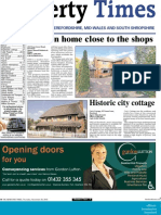Hereford Property Times 25/11/2010