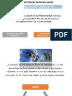 ciru tema 2 Tecnicas anestesicas 2018