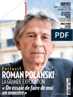 Roman Polanski, interview 2019