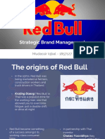 Red Bull Brand Elements